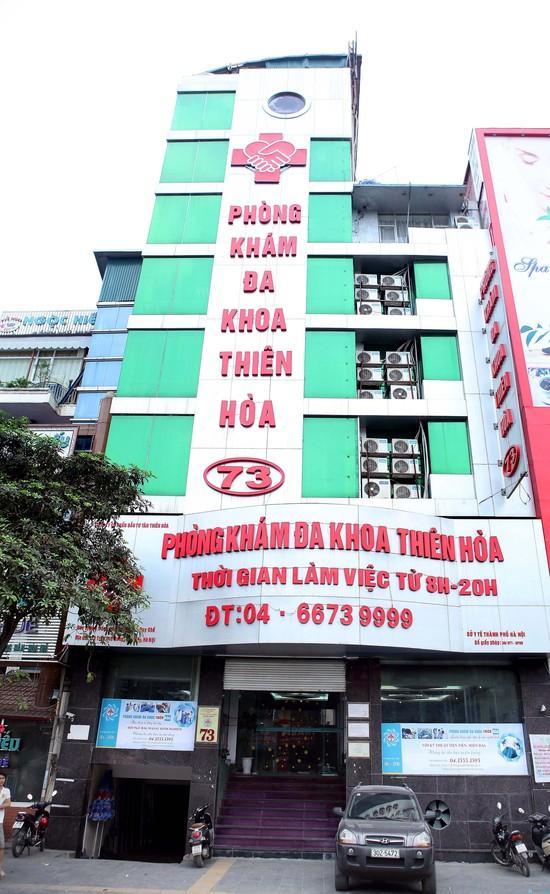 Khám phụ khoa ở Hà Nội 2