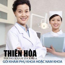 Chữa bệnh phụ khoa phòng khám Thiên Hòa có tốt không