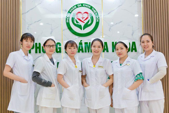 phòng khám phụ khoa ở Hà Nội tốt