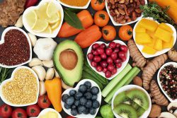 Bổ sung nhiều trái cây, vitamin