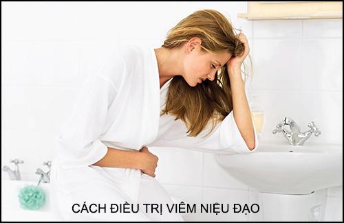 Cách điều trị viêm niệu đạo ở nữ giới