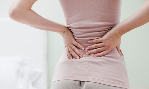 Viêm phần phụ đau thắt lưng